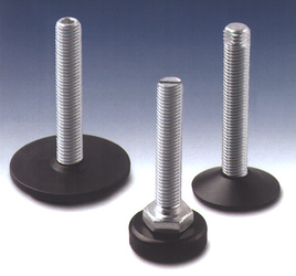 Height Adjuster Screws with Polyamide Plates